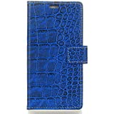 Huawei Y6 2018 Case,Huawei Y6 2018 Case,Phone Case Premium PU Leather Wallet Snap Case Phone Case Phone Case Flip Case Compatible With Huawei Y6 2018 Blue