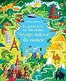 Voyage autour du monde - Le grand livre des labyrinthes par Smith