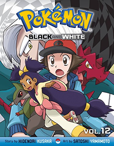 Pokemon Black and White. Volume 12