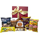 The Gift Tree Happiness Hamper for Men, Women, Kids   Gourmet Gift for Birthday, Anniversary, Valentine, Size 10 X 10 X 4 in
