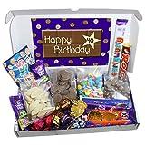 40th Birthday Large Chocolate Gift Box