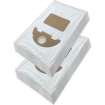 evendix staubsaugerbeutel passend f r k rcher 10 staubbeutel 2 mikro filter. Black Bedroom Furniture Sets. Home Design Ideas