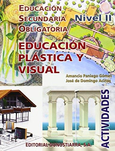 Educación Plástica y Visual. Nivel II. Actividades - 9788470634154