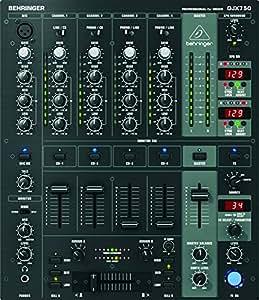 Behringer DJX750 5 Channel DJ Pro Mixer