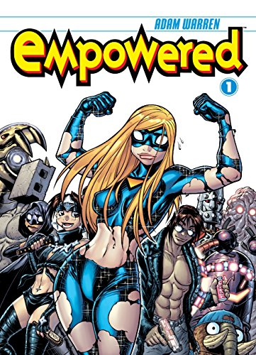 Empowered Volume 1 (English Edition) eBook: Adam Warren ...