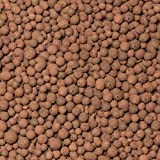 brockytony 8-16 mm. (Pflanzton, Pflanzgranulat, Blähton) 25 Liter. Braun Natur. BT899Y25