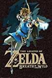 The Legend of Zelda Poster Breath Of The Wild (61cm x 91,5cm)