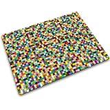 Joseph Joseph MIMO012AS Arbeitsflächenschoner Mini Mosaik, 30 x 40 x 0,7 cm, transparent