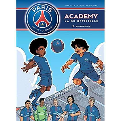 Paris Saint-Germain Academy T09