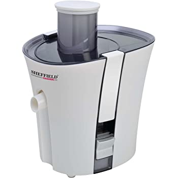 SHEFFIELD CLASSIC SH 1001 (Juice Extractor) JUICER (white)