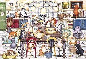 Gibsons - Puzzle de Galletas para Gatos, 250 x L