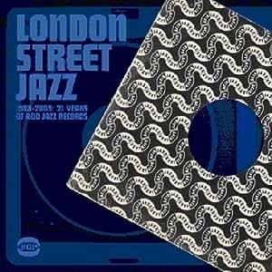 London Street Jazz 1988-2009