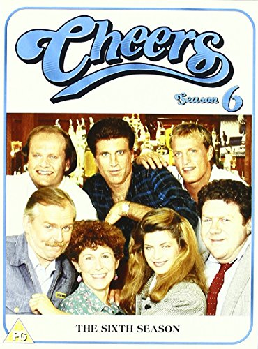 Cheers-Season 6 [Reino Unido] [DVD]