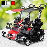 Actionbikes Motors Kinder Rutschauto Ford Ranger Lizenziert Kinderauto Kinderspielzeug Spielzeug für Kinder (Schwarz)