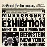 Moussorgsky : Tableaux d'une exposition ; Une Nuit sur le Mont Chauve