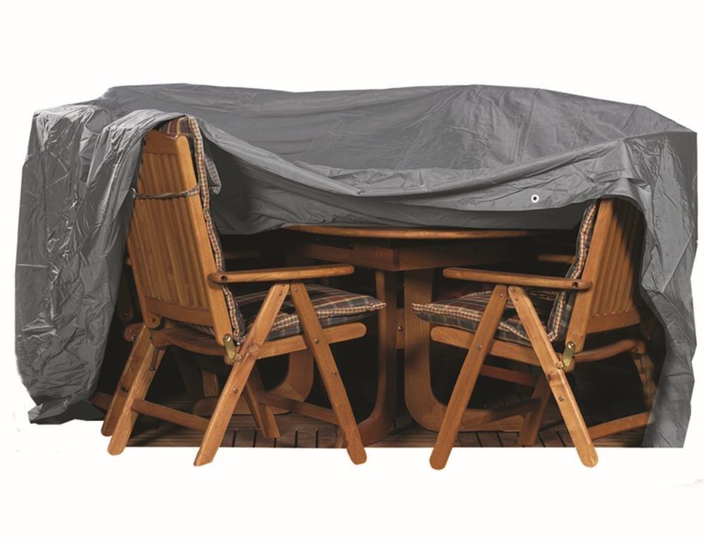 Amazon.de: Siena Garden 150951 Schutzhülle für Sitzgruppe 200 x ...
