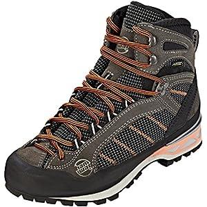61auxT41u8L. SS300  - Hanwag Makra Combi GTX Shoes Women Asphalt/orink 2020