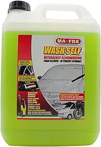 Ma Fra 1133230 Hochdruckreiniger Wash Self 5 L Auto