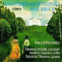 Zemlinsky Kammermusik Für Klarinette