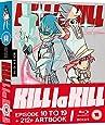 Kill la Kill - Collector's Edition Part 2 of 3 [Blu-ray]