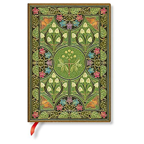 Poetry in Bloom Journal: Lined Midi