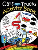 Cars and Trucks Activity Book for kids: Mazes - Best Reviews Guide