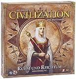 Heidelberger Spieleverlag HE428 - Civilization: Ruhm und Reichtum Erweiterung