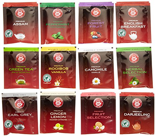 Teekanne Premium Fruit Selection