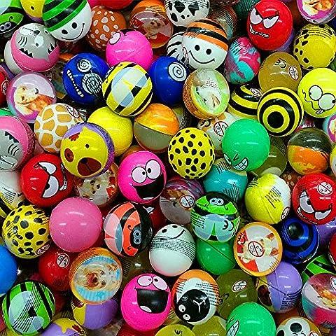 Balles Rebondissantes - German Trendseller® - 12 x balles rebondissantes