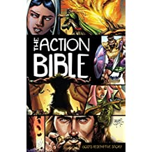 The Action Bible: God's Redemptive Story (Action Bible Series) (English Edition)