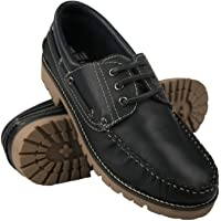 Zerimar Chaussures Bateau Hommes   Chaussures Bateau Homme Cuir   Bateau Homme   Mocassin Bateau Homme   Chaussure…