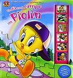 Un Día en el Campo con Piolin (Puzzles y Sonidos con los Looney Tunes)