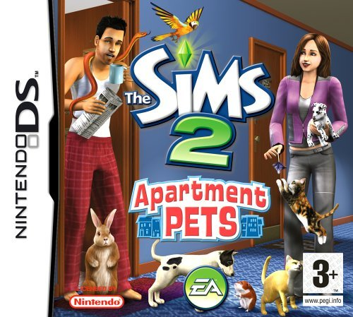 [Import Anglais]The Sims 2 Apartment Pets Game DS