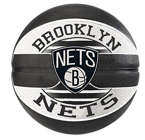 Spalding NBA Team Brooklyn Nets 83-588Z Balón Baloncesto