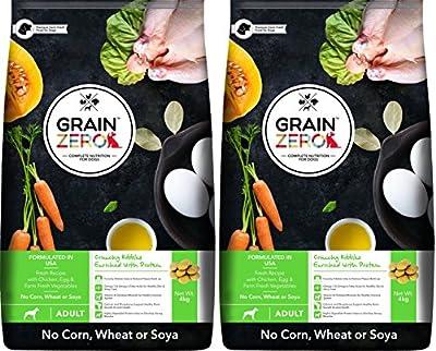 Grain Zero Adult Dog Food