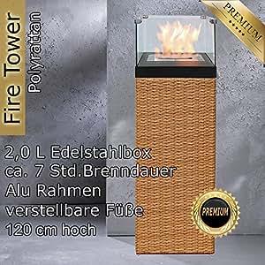 bio ethanol feuers ule feuerschale feuerstelle feuerkorb kamin ofen f r garten und terrasse aus. Black Bedroom Furniture Sets. Home Design Ideas