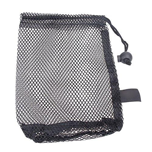 Forfar Golf Mesh-Netze Tasche Pouch Golf Tennisbälle Halter Golfbälle Lager Closure-Ausbildungshilfe (Golf Taschen Billig)