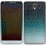 Samsung Galaxy Note 3 Neo Case Skin Sticker aus Vinyl-Folie Aufkleber Glitzer Glitter Muster