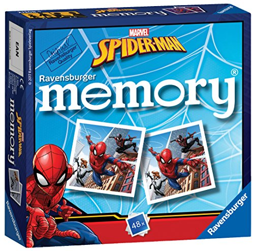 Ravensburger Marvel Spider-Man Mini Memory (Spiel Memory Match)