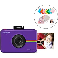 Polaroid SNAP Touch 2.0-13MP Portable Instant Digital Camera w/Built-in Bluetooth, LCD Touchscreen Display, 1080p Video…
