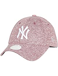 Casquette Femme 9FORTY Jersey Fleck New York Yankees rose NEW ERA