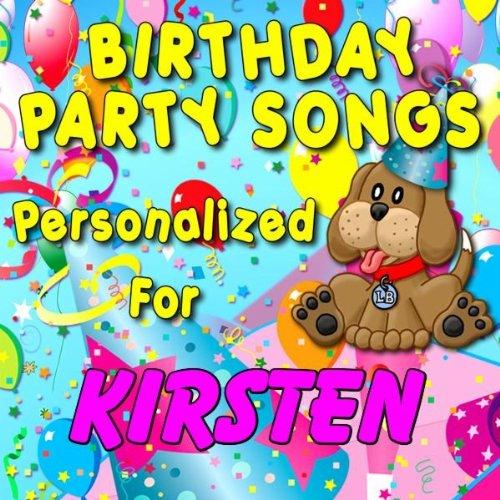 Kirsten, It's Time to Ride the Party Train (Kersten, Khersten)