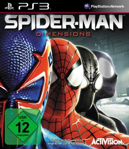 Spider Man 3-spiel (Spider-Man: Dimensions)