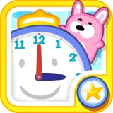Tell the Time - Learn the time with Bubbimals