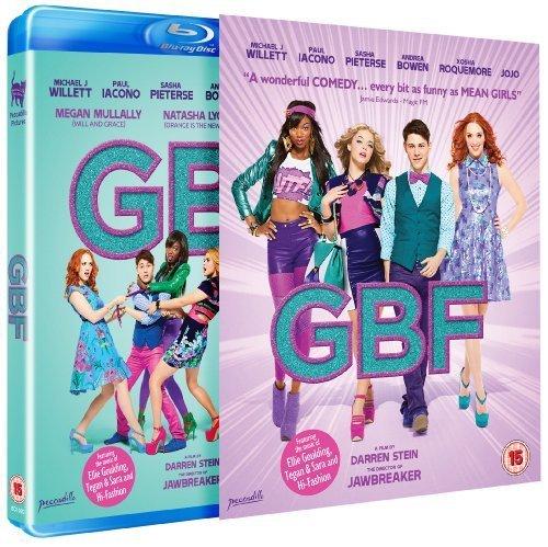 G.B.F. ( Gay Best Friend (Gbf) ) [ Origine UK, Nessuna Lingua Italiana ] (Blu-Ray)
