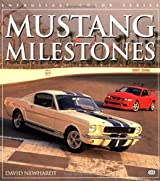 Mustang Milestones (Enthusiast Color) by David Newhardt (2001-10-14)