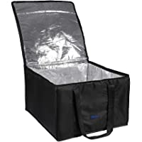 DELEBAO Kühltasche Lunchtasche Reisenthel Coolerbag Picknicktasche Kühltasche Faltbar Thermotasche Kühltasche…