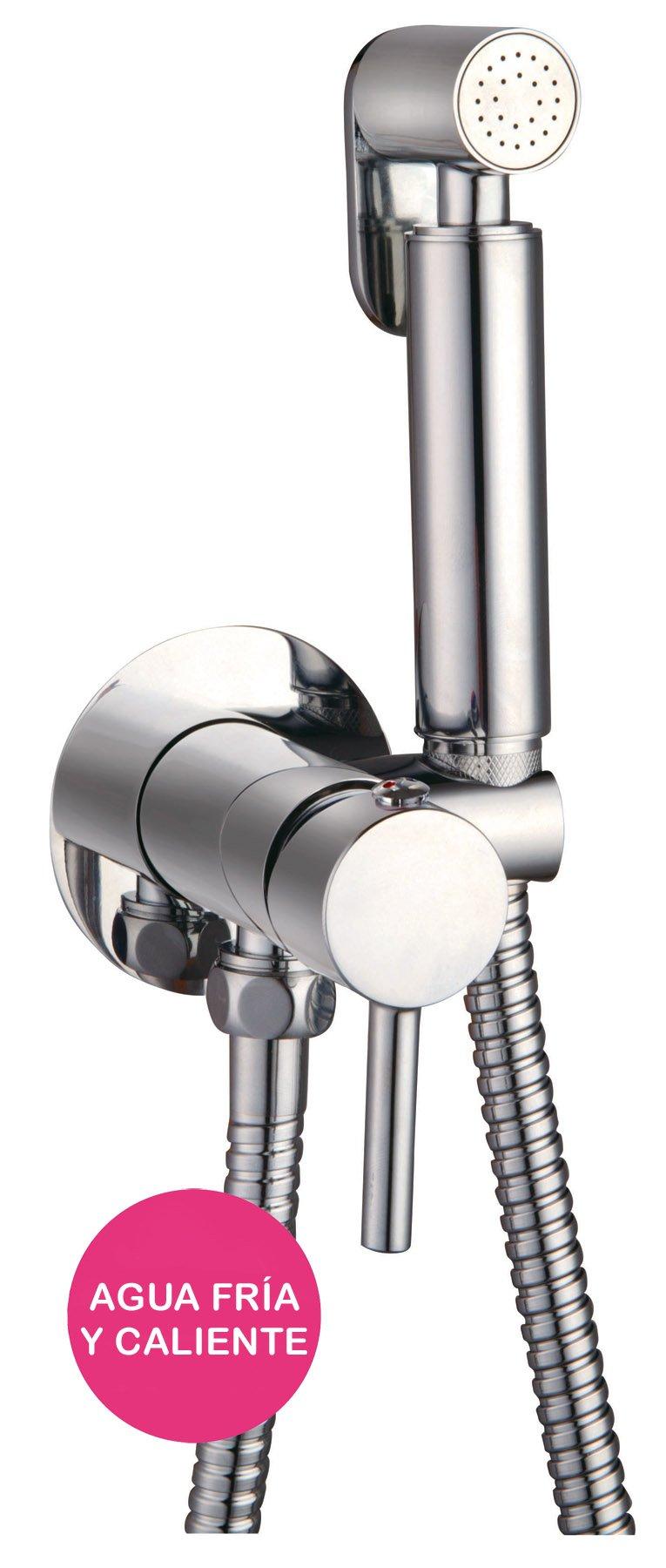 OXEN 1151414, Grifo para bidet – higiene íntima del WC