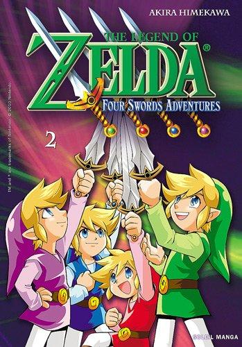 Zelda - The Four swords adventures Vol.2