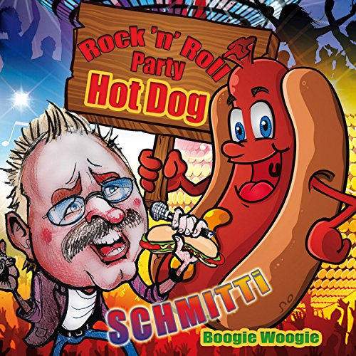Rock and Roll Hot Dog Rock`N`Roll Party & Karneval Hit 2019